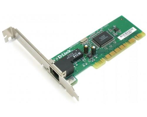 Сетевая карта 100Мбит/с D-Link DFE-520TX, PCI