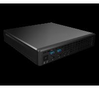 Неттоп Pegatron Jupiter H410 Intel Core i5-10400 2,90GHz (4,30GHz) 6core HT 8Gb DDR4-2666 SSD M.2 512Gb PCI-Ex4 Intel HD Graphics GLan Wi-Fi BT 4xUSB2.0 2xUSB3.0 2xUSB3.1 1xCOM D-Sub HDMI DP, черный