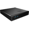 Неттоп Pegatron Jupiter H310 Intel Pentium Gold G5420 3,80GHz 2core HT 4Gb DDR4-2400 SSD 240Gb SATA III Intel HD Graphics GLan Wi-Fi BT 4xUSB2.0 2xUSB3.0 2xUSB3.1 1xCOM D-Sub HDMI DP, черный
