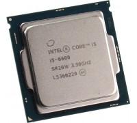 Процессор Intel Core i5-6600 3,30GHz (3,90GHz) 4core L3-6Mb 2xDDR3-1600/DDR4-2133 HD Graphics 530 TDP-65W LGA1151 OEM