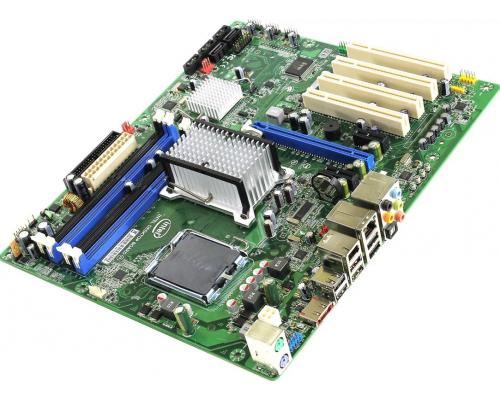 Материнская плата Intel L775 BLKDP43BF P43 4xDDR3-1333 ATX RTL