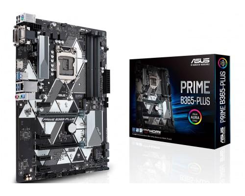 Материнская плата Asus L1151 PRIME B365-PLUS 4xDDR4 2xM2 ATX RTL