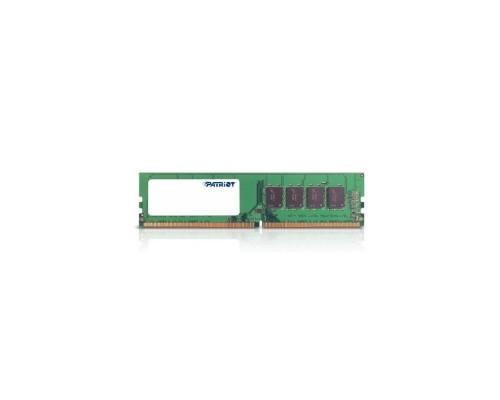 Модуль памяти DDR4 Patriot 16Gb 2400MHz CL17 DIMM 1,2v P5D416G24002 RTL