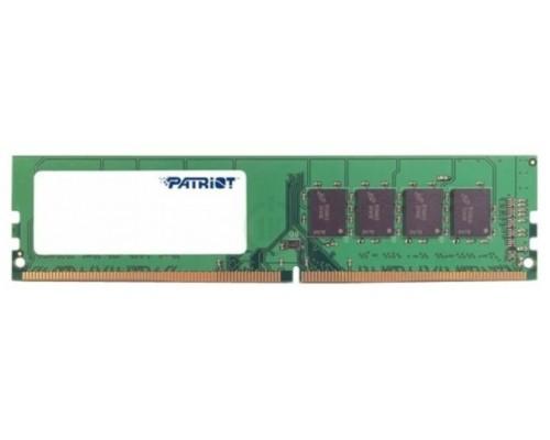 Модуль памяти DDR4 Patriot 8Gb 2666MHz CL19 DIMM 1,2v PSD48G266682 RTL