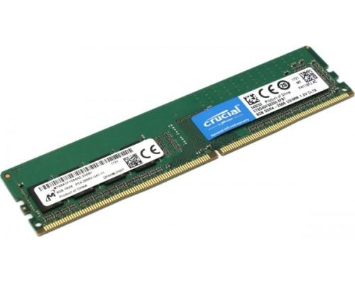 Модуль памяти DDR4 Crucial 8Gb 2666MHz CL19 1,2v DIMM CT8G4DFS8266 RTL
