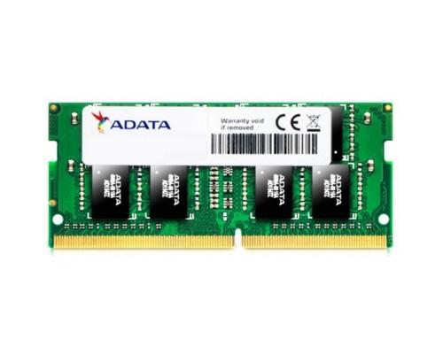 Модуль памяти DDR4 ADATA 4Gb 2400MHz CL17 SO-DIMM 1,2v Premier D4S2400J4G17-S RTL
