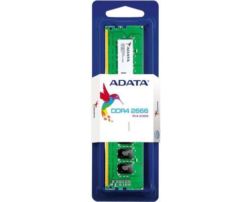 Модуль памяти DDR4 ADATA 8Gb 2666MHz CL19 DIMM 1,2v Premier AD4U266638G19-S OEM