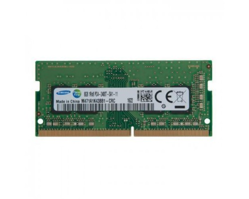 Модуль памяти DDR4 Samsung 8Gb 2666MHz CL19 SO-DIMM 1,2v M471A1K43CB1-CTDD0