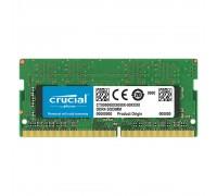 Модуль памяти DDR4 Crucial 8Gb 2666MHz CL19 SO-DIMM 1,2v CT8G4SFS8266 RTL