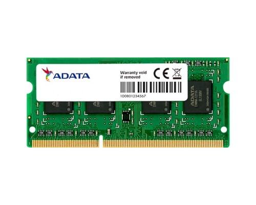 Модуль памяти DDR4 ADATA 4Gb 2666MHz CL19 SO-DIMM 1,2v AD4S2666J4G19-S RTL