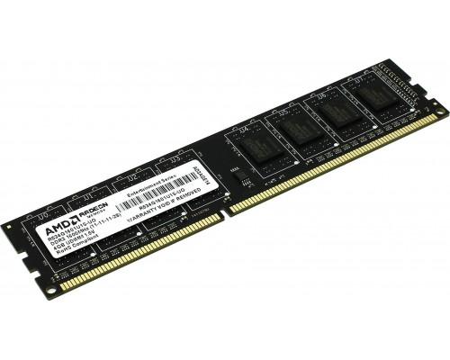 Модуль памяти DDR3 AMD 4Gb 1600MHz CL11 DIMM 1,35v  R534G1601U1SL-U oem