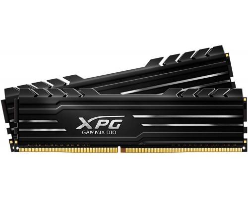 Модуль памяти DDR4 ADATA 2x8Gb 3000MHz CL16 DIMM 1,35v XPG Gammix D10 AX4U300038G16A-DB10 RTL