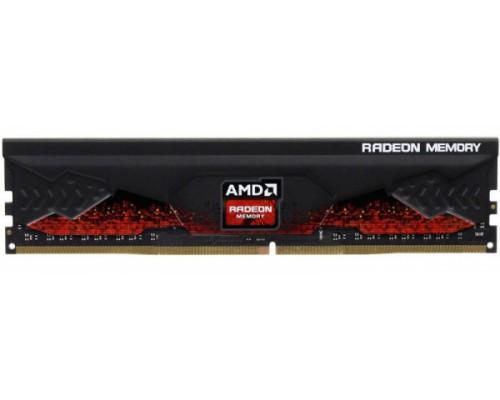 Модуль памяти DDR4 AMD Radeon 16Gb 2666MHz CL16 DIMM 1,2v R7S416G2606U2S R7 PerformanceSeries Black RTL