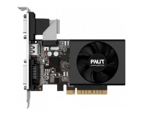Видеокарта 2048Mb PCI-E Palit GeForce GT730 PA-GT730K-2GD3H 64bit GDDR3 1xD-Sub 1xDVI 1xHDMI OEM