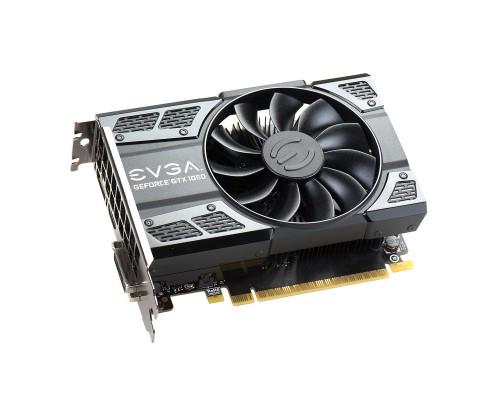 Видеокарта 4096Mb PCI-E EVGA GeForce GTX1050Ti SC GAMING 04G-P4-6253-KR 128bit PCI-E 3.0 GDDR5 1xDVI-D 1xHDMI 1xDP RTL