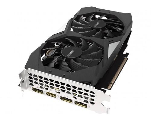 Видеокарта 6144Mb PCI-E Gigabyte GeForce GTX 1660 GV-N1660OC-6GD 192bit PCI-E 3.0 GDDR5 1xHDMI 3xDP RTL