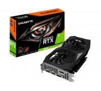 Видеокарта 6144Mb PCI-E Gigabyte GeForce RTX 2060 GV-N2060OC-6GD 192bit PCI-E 3.0 GDDR6 1xHDMI 3xDP RTL