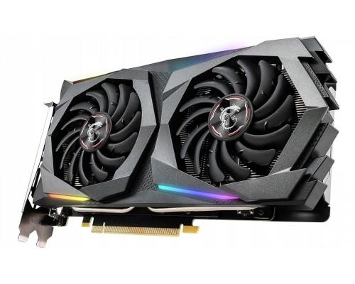 Видеокарта 6144Mb PCI-E MSI GeForce GTX 1660SUPER GAMING X 192bit PCI-E 3.0 GDDR6 1xHDMI 3xDP RTL