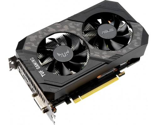 Видеокарта 6144Mb PCI-E Asus GeForce GTX 1660 SUPER TUF-GTX1660S-6G-GAMING 192bit PCI-E 3.0 GDDR6 1xDVI 1xHDMI 1xDP RTL