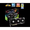Видеокарта 8192Mb PCI-E MSI GeForce RTX 3070 GAMING X TRIO 256bit PCI-E 3.0 GDDR6 1xHDMI 3xDP RTL