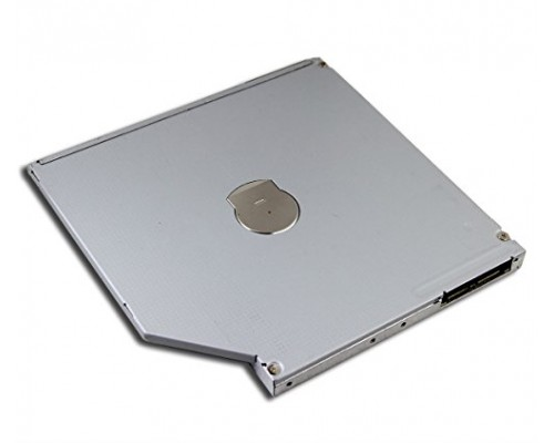 Дисковод для NoteBook DVD-RW 8xW/8xRW/8xR/24W/16xRW/24xR LG GUE1N черный (SATA), Slim 9.5mm