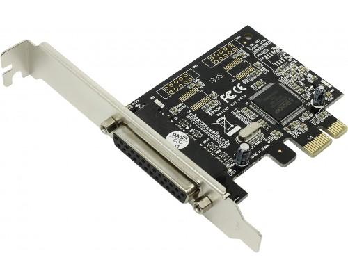 Контроллер PCI-Ex1 Orient XWT-PE1PV2, LPT (1 внешний)