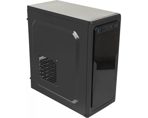Корпус Accord SKY-01 ATX, fan case 4х120mm (установлено 0), 1xUSB3.0, 1xUSB2.0, черный (без БП)