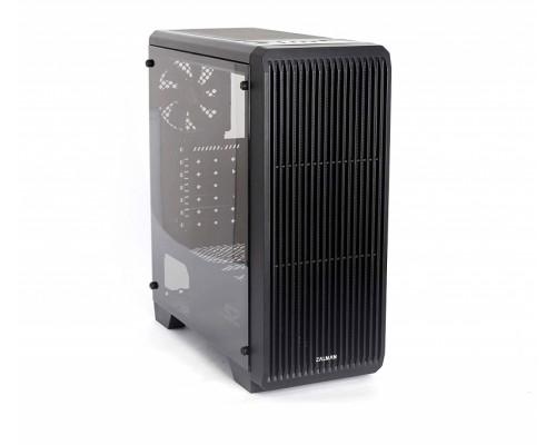 Корпус Zalman S2, ATX, fan case 5x120mm (установлен 1), 2хUSB2.0, 1хUSB3.0, Audio I/O, черн., без БП