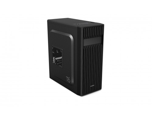 Корпус Zalman ZM-T6, ATX, fan case 3x120mm, 1x90mm (установлен 1x90mm), USB3.0x1, USB2.0x1 Audio I/O, черн., без БП