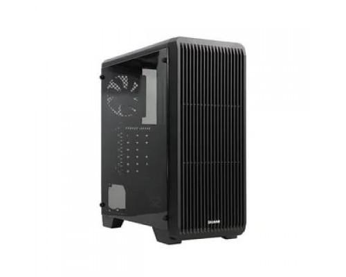 Корпус Zalman S2 TG, ATX, fan case 8x120mm (установлено 3), боковая стенка из закаленного стекла, 2хUSB2.0, 1хUSB3.0, Audio I/O, черн., без БП
