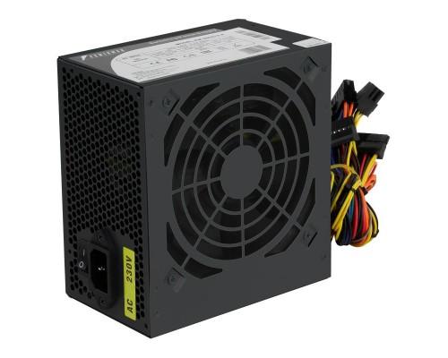 Блок питания Powerman 600W PM-600ATX-F-BL ATX, (20/24+4/8+2x6/8 pin, вентилятор d120mm) OEM