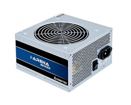 Блок питания Chieftec 400W iArena GPB-400S ATX12V 2.3 (20/24+4+6/8pin, вентилятор d120mm) OEM