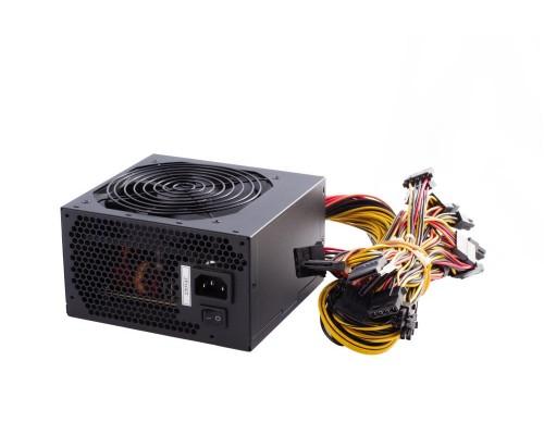Блок питания FSP 700W ATX-700PNR PRO ATX12V 2.3 (APFC, 80Plus Bronze, 24+4/8+2x6/8pin+6xSATA+2xMolex, вентилятор d120mm)  OEM