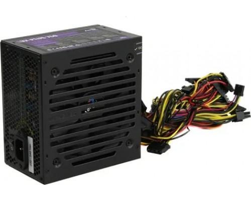 Блок питания AeroCool 750W VX Plus 750 ATX12V V2.3 (20/24+4/8+6pin, вентилятор d120мм)