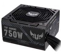 Блок питания Asus 750W TUF-Gaming-750B ATX12V V2.31 (APFC, 85Plus BRONZE, 24+4/8+4x6/8pin, вентилятор d135мм) RTL