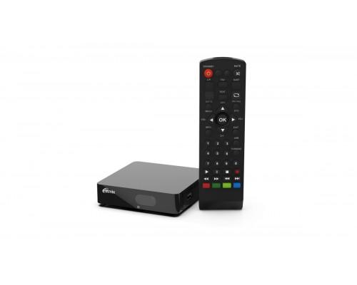 Ресивер DVB-T2 Ritmix HDT2-920 + ДУ, черный