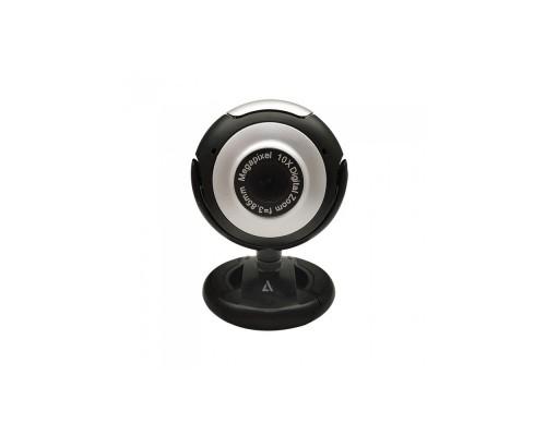 Web камера  ACD-Vision UC100 CMOS 0,3 МПикс, 640x480p,30к/с, микрофон, USB 2.0, универс. крепление, черный