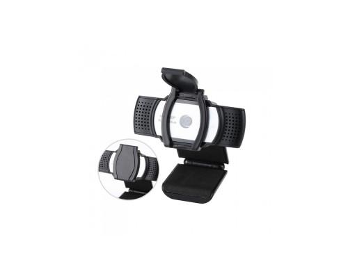 Web камера  ACD-Vision UC600 CMOS 5МПикс, 2592x1944p,30к/с, автофокус, микрофон, USB 2.0, шторка объектива, универс. крепление,черный