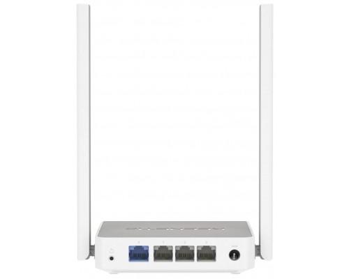 Маршрутизатор Wi-Fi ZyXEL Keenetic 4G (KN-1210) 802.11n 300Мбит/с, 3x LAN 100Мбит/с, 1x WAN 100Мбит/с, 1x USB2.0