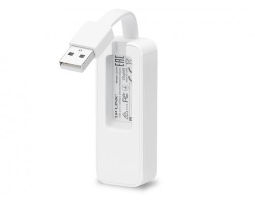 Сетевой адаптер TP-LINK UE200 100Мбит/с USB2.0