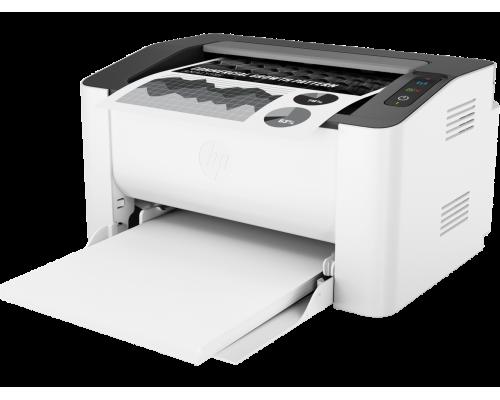 Принтер HP Laser 107a, A4, 1200x1200 dpi, до 20 стр/мин, USB, белый