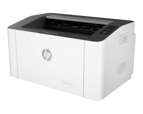 Принтер HP Laser 107W, A4, 1200x1200 dpi, до 20 стр/мин, USB, WiFi, белый