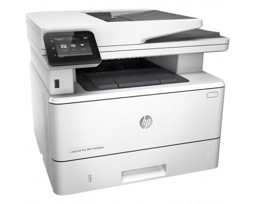 МФУ HP LaserJet Pro M426fdn A4 Duplex Net ADF белый