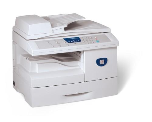 МФУ Xerox WorkCentre 4118P A4 600х600dpi лазерный  принтер-копир, двусторонняя печать USB2.0 LPT