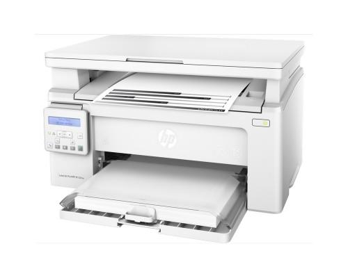 МФУ HP LaserJet Pro MFP M132nw A4, лазерный, принтер + сканер + копир, ЖК, белый (USB2.0, LAN, Wi-Fi)