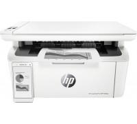МФУ HP LaserJet Pro MFP M28w A4, лазерный, принтер + сканер + копир, белый (USB2.0, WiFi)