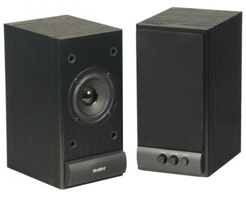 Актив. акуст. система Sven SPS-609, 2х5w RMS, черный