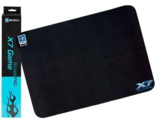 Коврик для мыши A4Tech X7-500MP игровой ткань 437x400x3мм черный