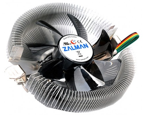 Кулер Zalman CNPS7000V-Al PWM S775/1156/AM2 W/92mm fan, 2300rpm, 4 pin PWM (oem)