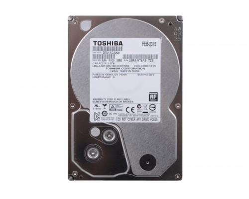 Винчестер 2000Gb SATAIII Toshiba DT01ACA200 7200rpm 64Mb